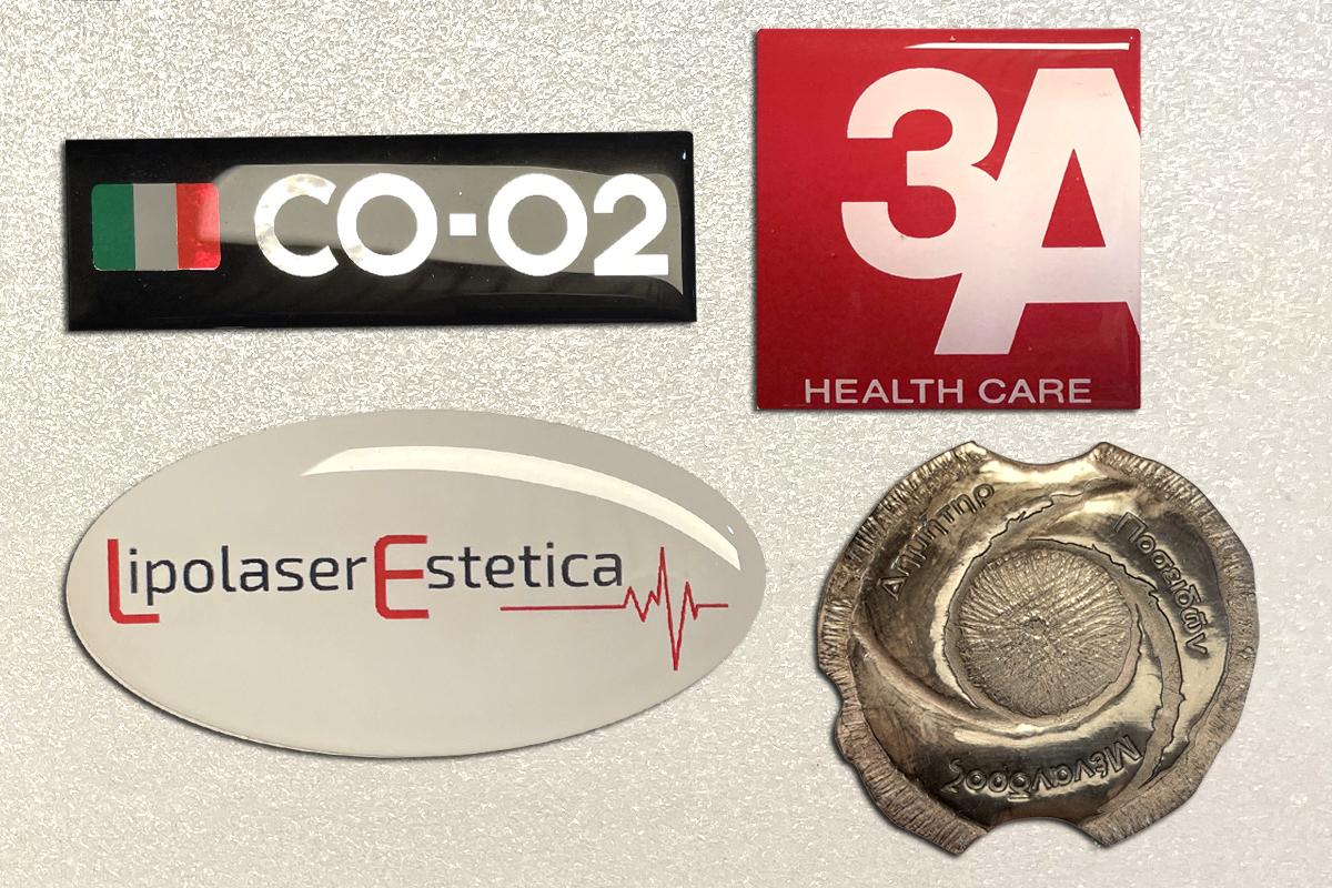 Etinastro Etichette Resinatura 3D 2