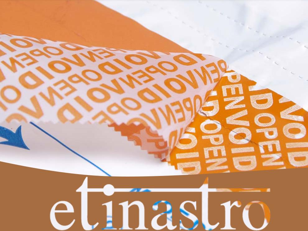 Etichette di sicurezza: affidati agli esperti Etinastro!
