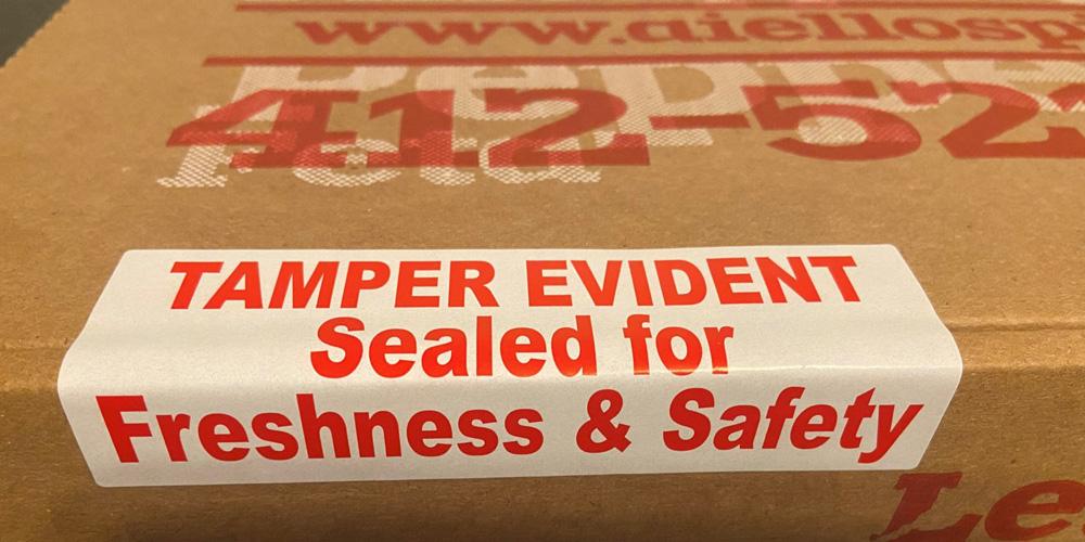 etinastro etichette di sicurezza
