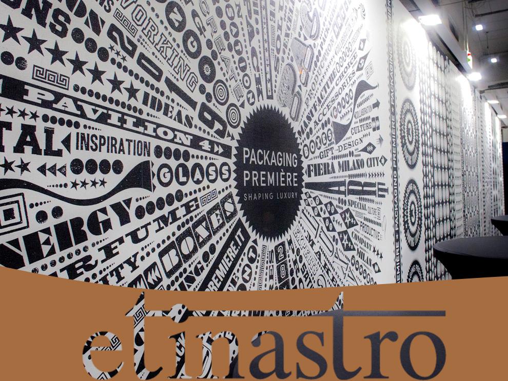 Etinastro in visita al Packaging Première Collection
